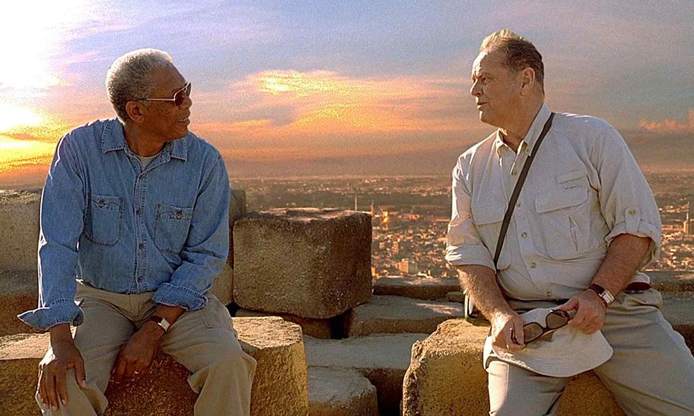 Best Old-Timer Films - The Bucket List