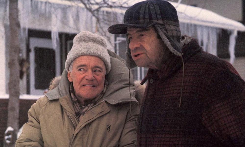 Best Old-Timer Films - Grumpy Old Men
