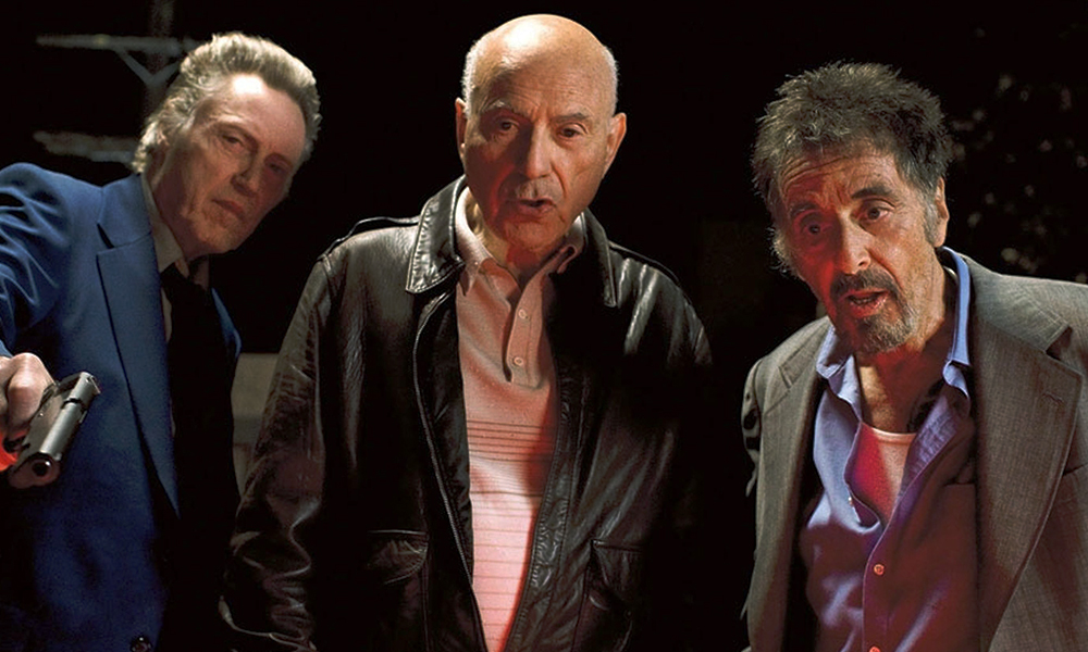 Best Old-Timer Films - Stand Up Guys