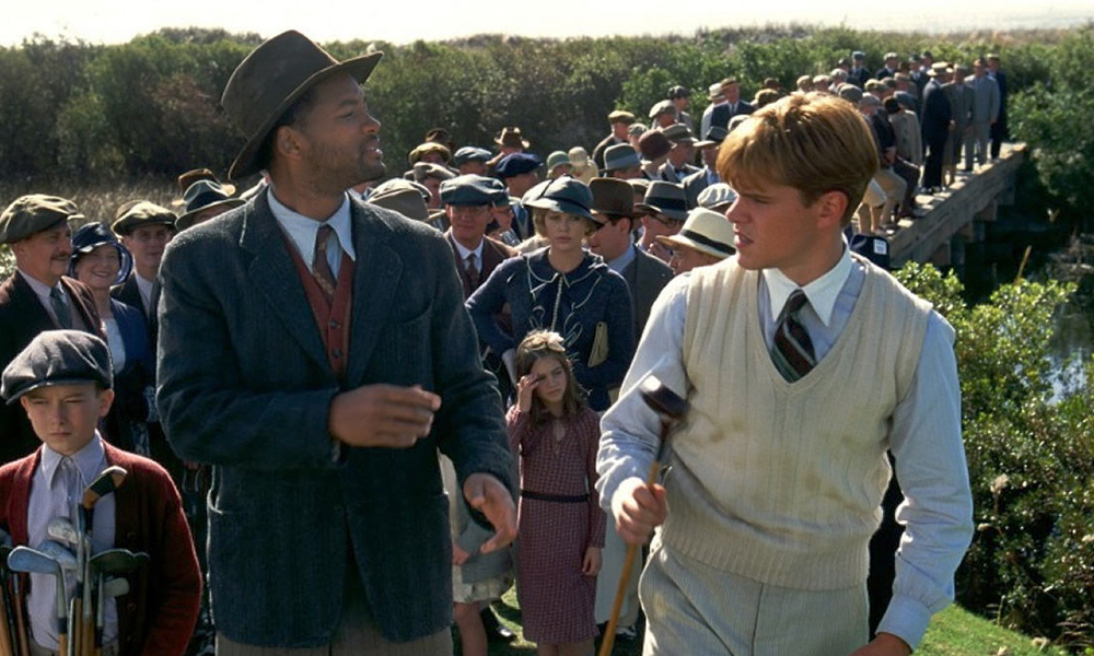 Best Period Sports Movies - The Legend of Bagger Vance