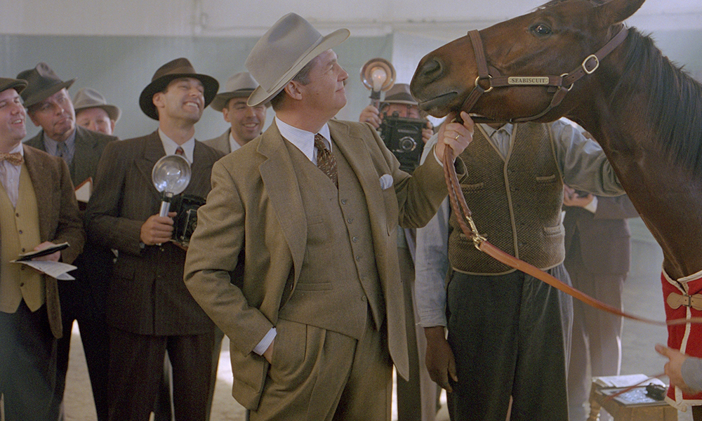 Best Period Sports Movies - Seabiscuit