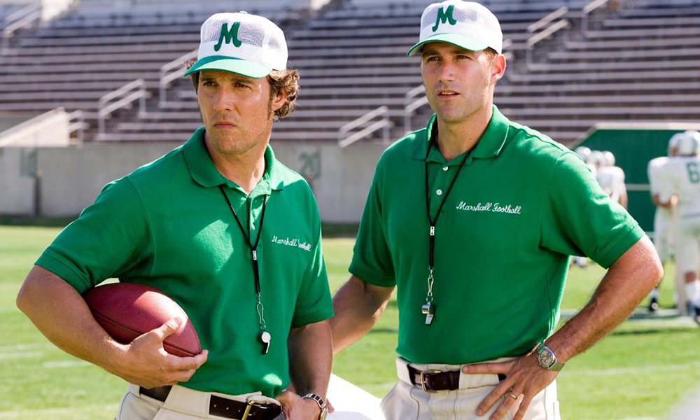 Best Period Sports Movies - We Are Marshall