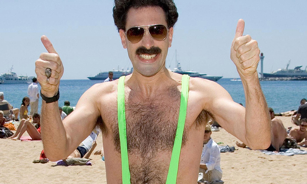 Best Road Trip Movies - Borat