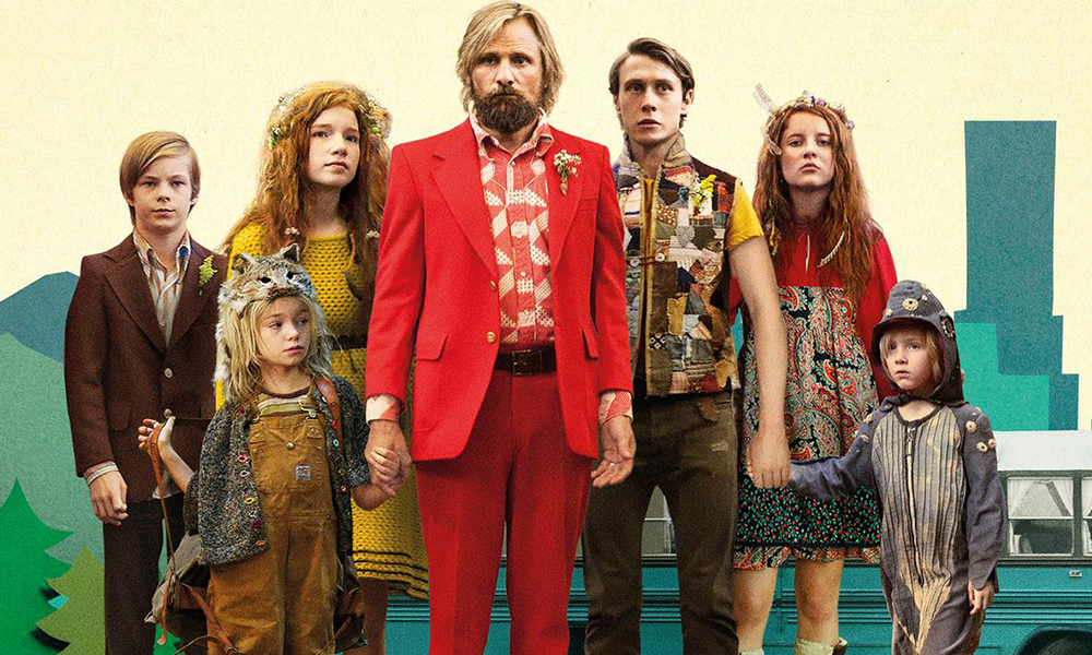 Best Road Trip Movies - Captain Fantastic