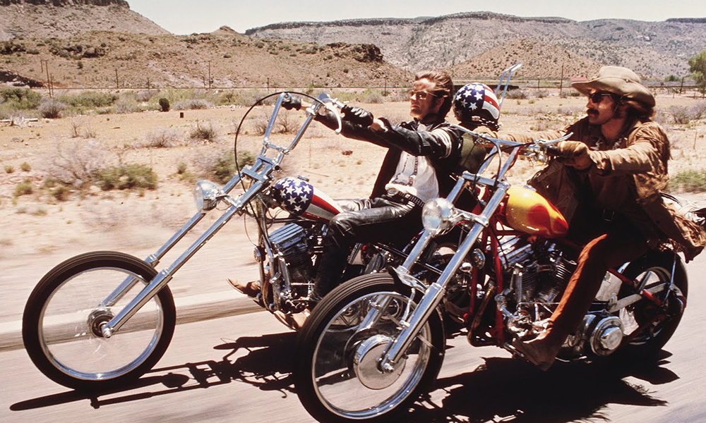 Best Road Trip Movies - Easy Rider