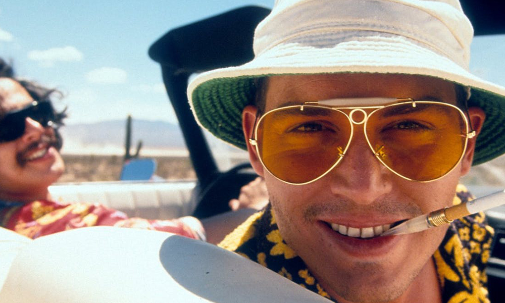 Best Road Trip Movies - Fear and Loathing in Las Vegas