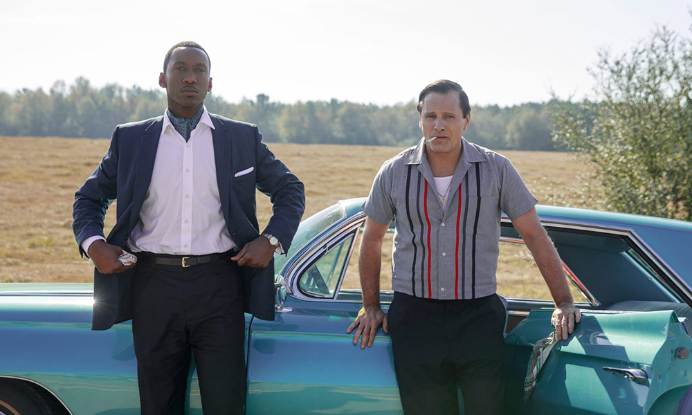 Best Road Trip Movies - Green Book