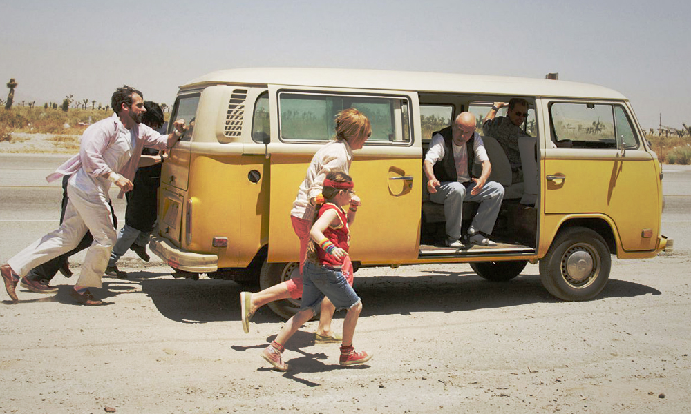 Best Road Trip Movies - Little Miss Sunshine