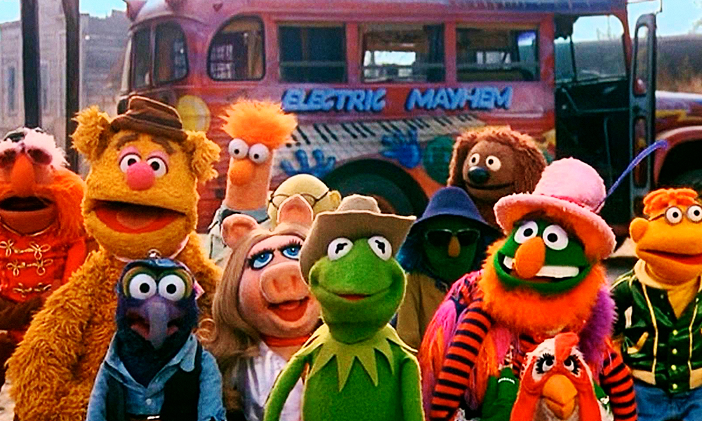 Best Road Trip Movies - The Muppet Movie