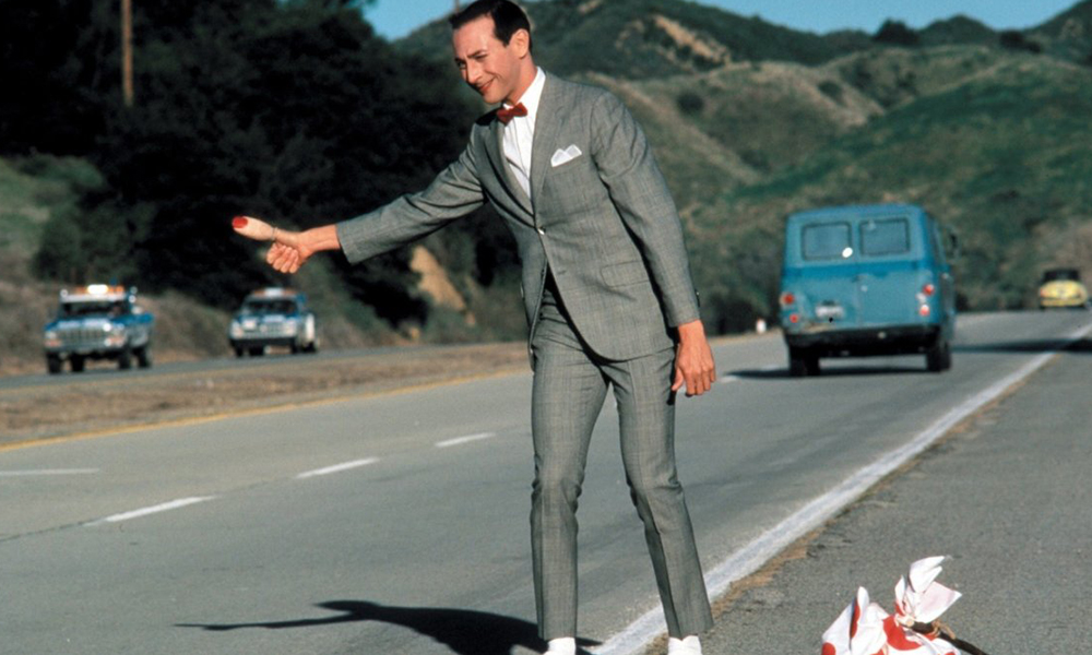Best Road Trip Movies - Pee-Wee's Big Adventure
