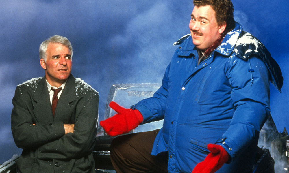 Best Road Trip Movies - Planes, Trains and Automobiles