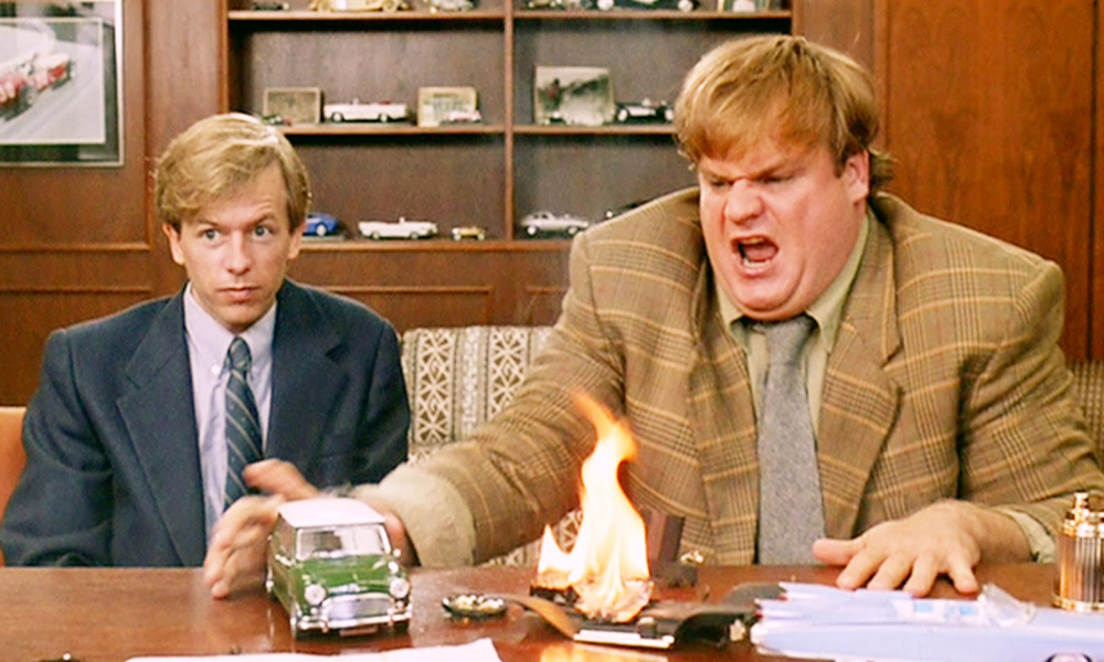 Best Road Trip Movies - Tommy Boy