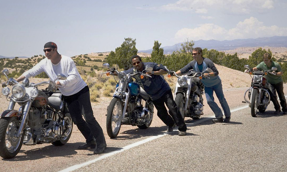 Best Road Trip Movies - Wild Hogs