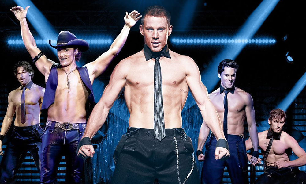 Best Womanizer Movies - Magic Mike