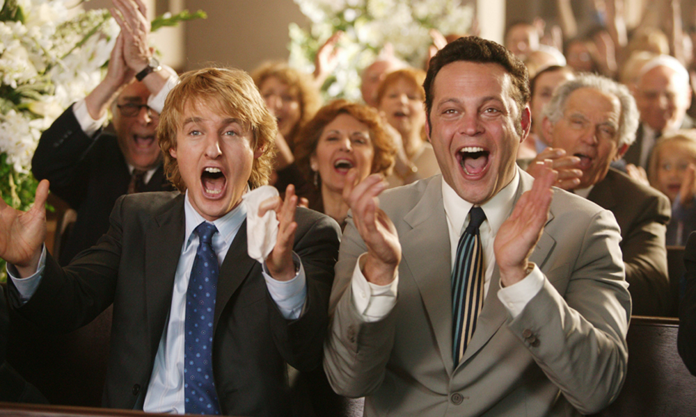 Best Womanizer Movies - Wedding Crashers