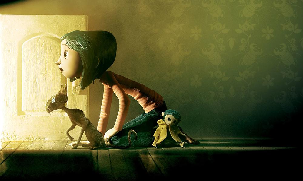 Best 3D Movies - Coraline