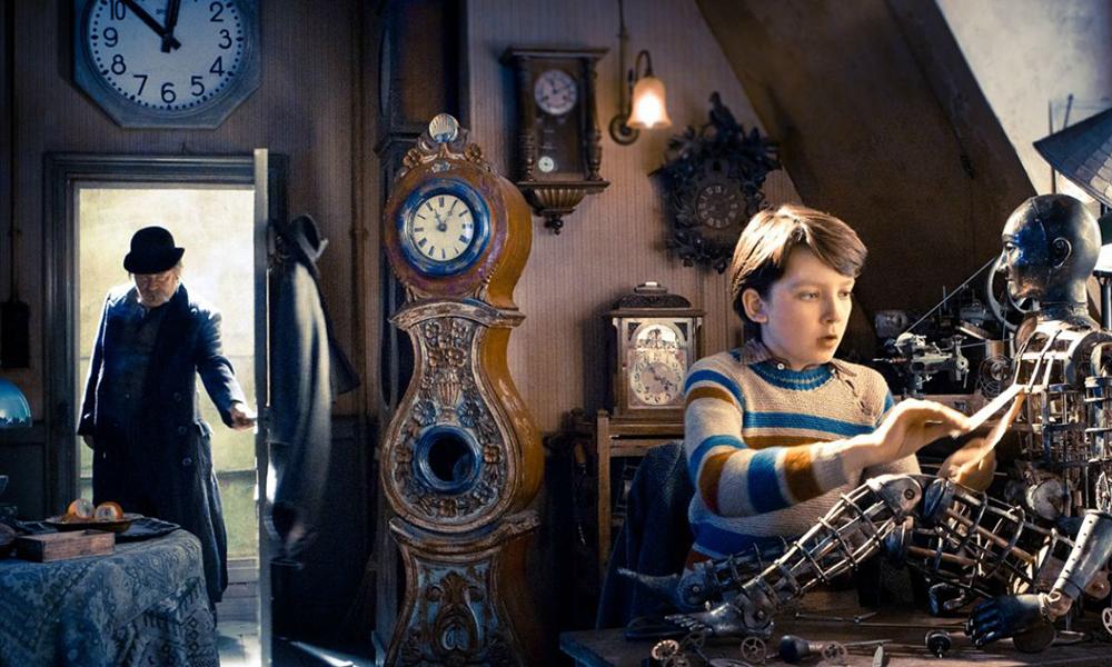 Best 3D Movies - Hugo
