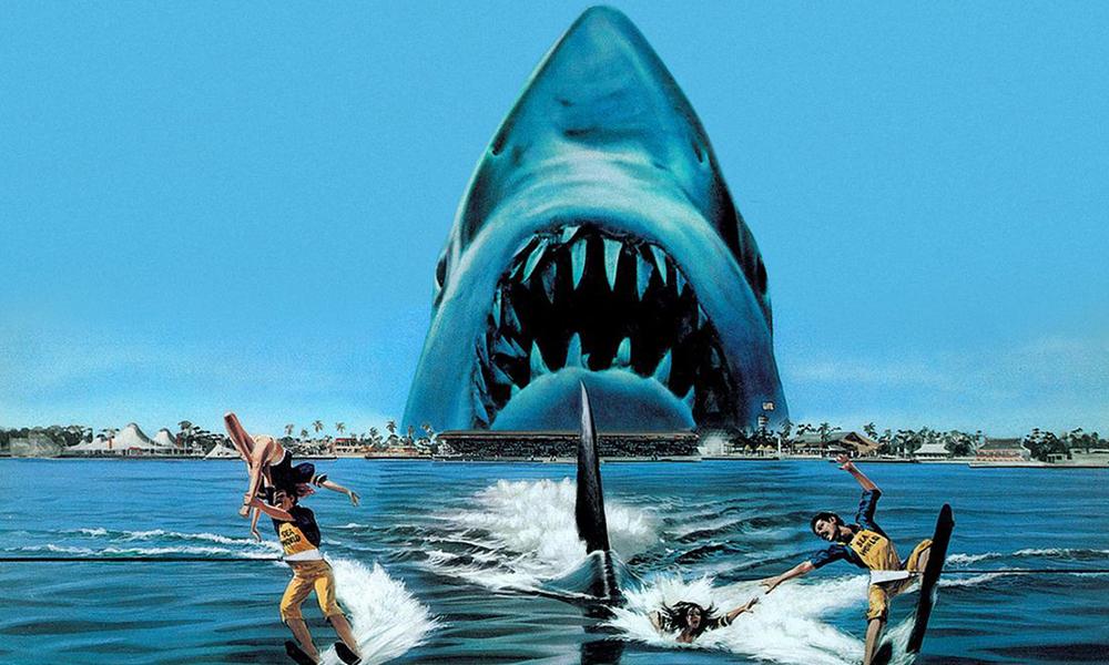 Best 3D Movies - Jaws 3D