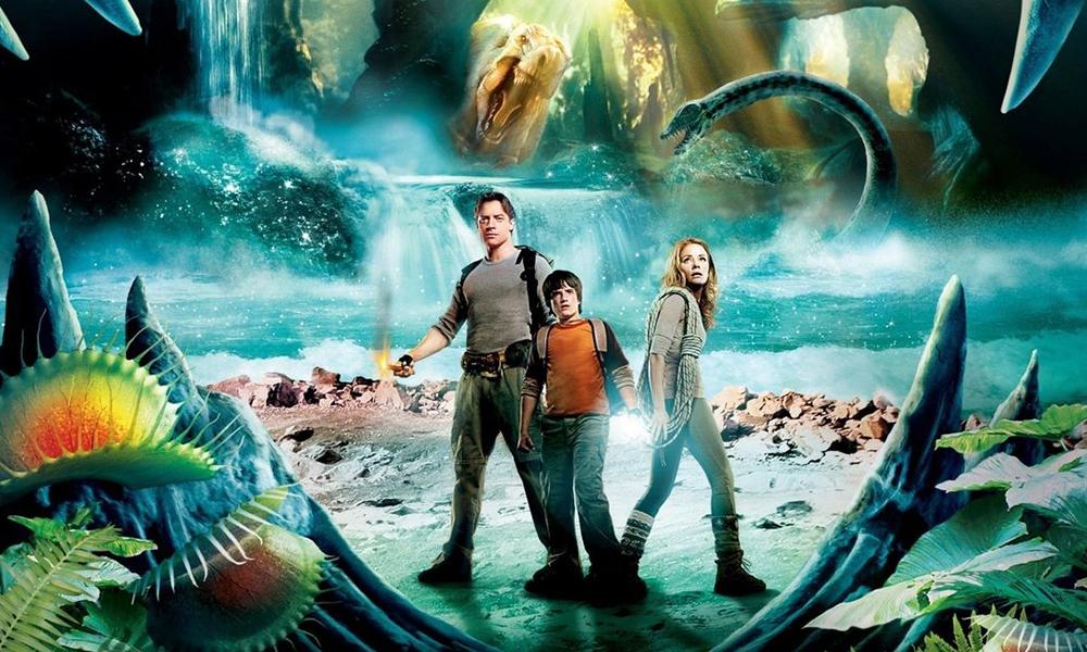 Best 3D Movies - Journey To The Center Of The Earth