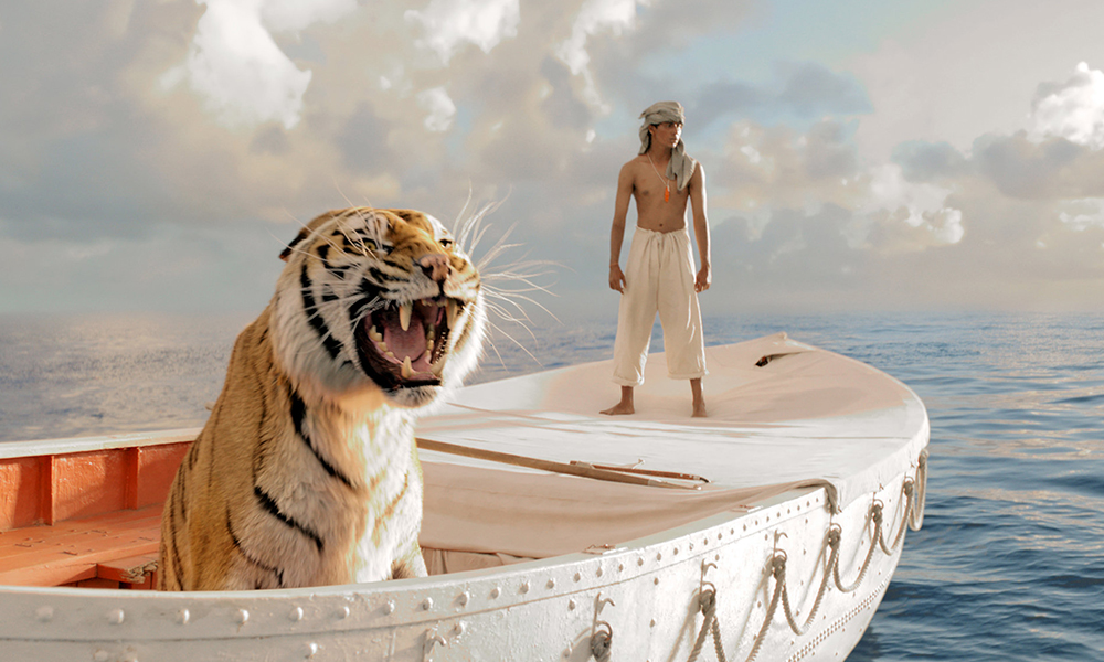 Best 3D Movies - Life of Pi