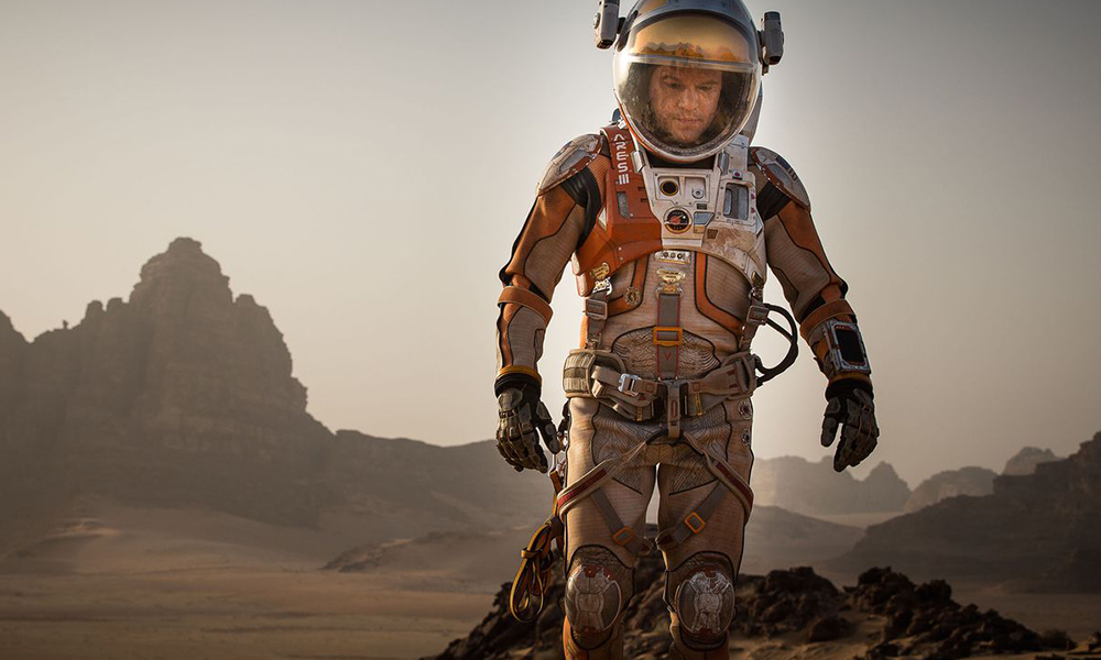 Best 3D Movies - The Martian