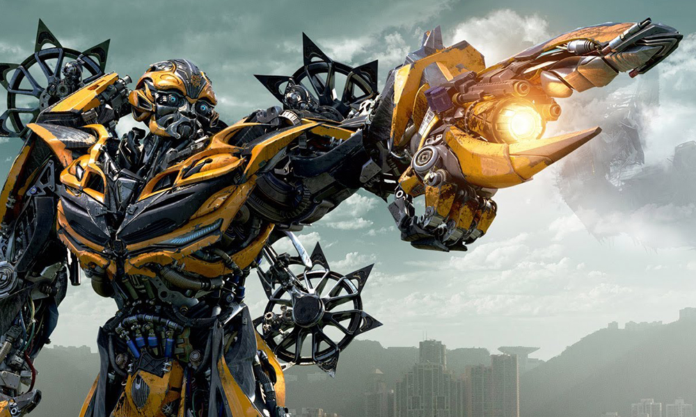 Best 3D Movies - Transformers Age of Extinction