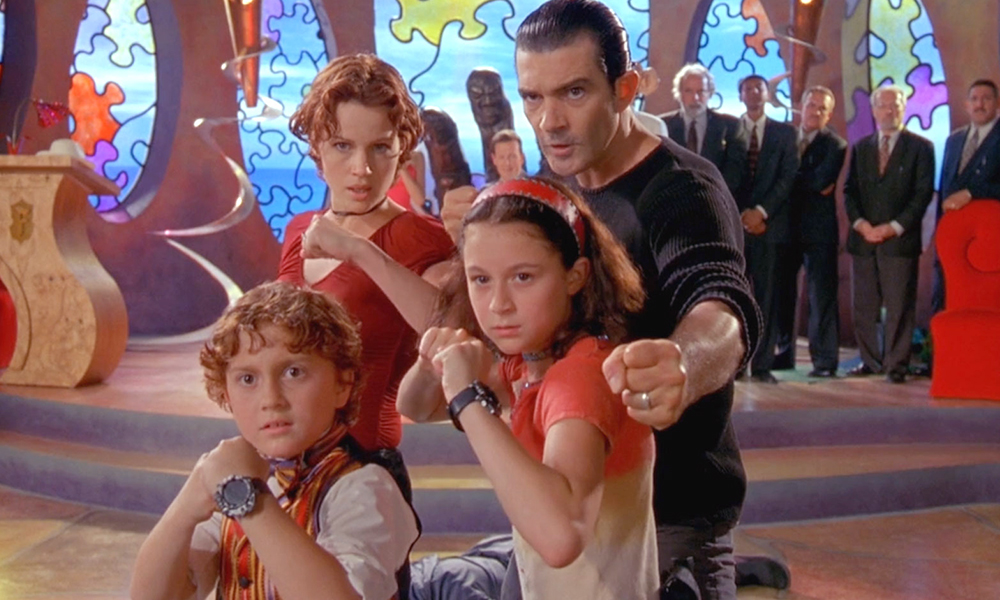 Best Movies That Take Place in VR - Spy Kids Franchise