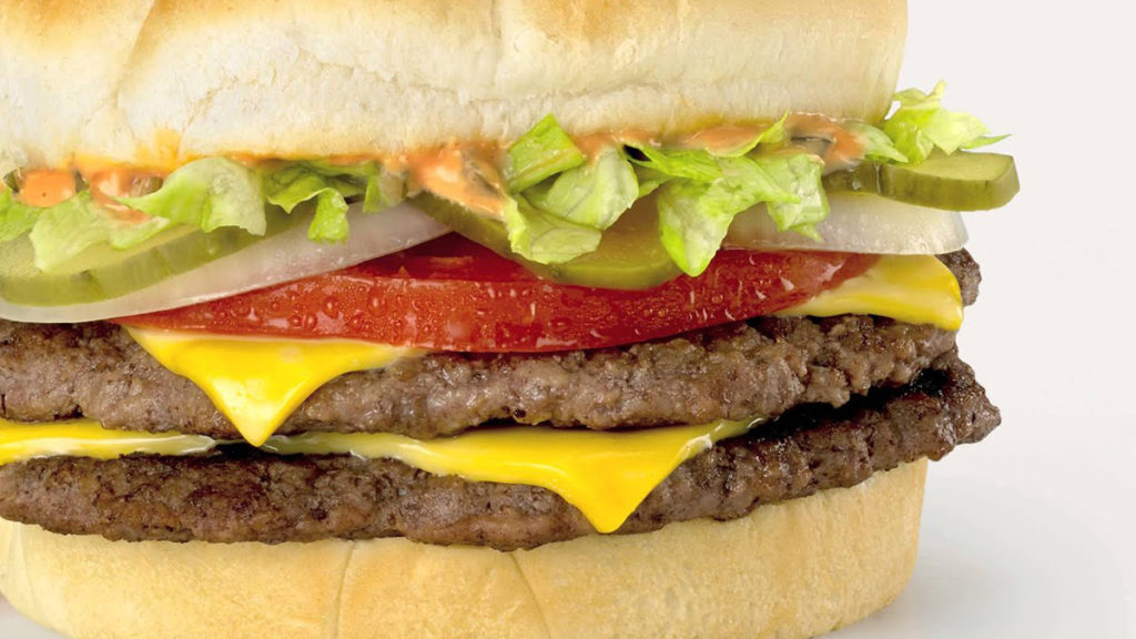 Best Fast Food Burger - A&W Papa Burger