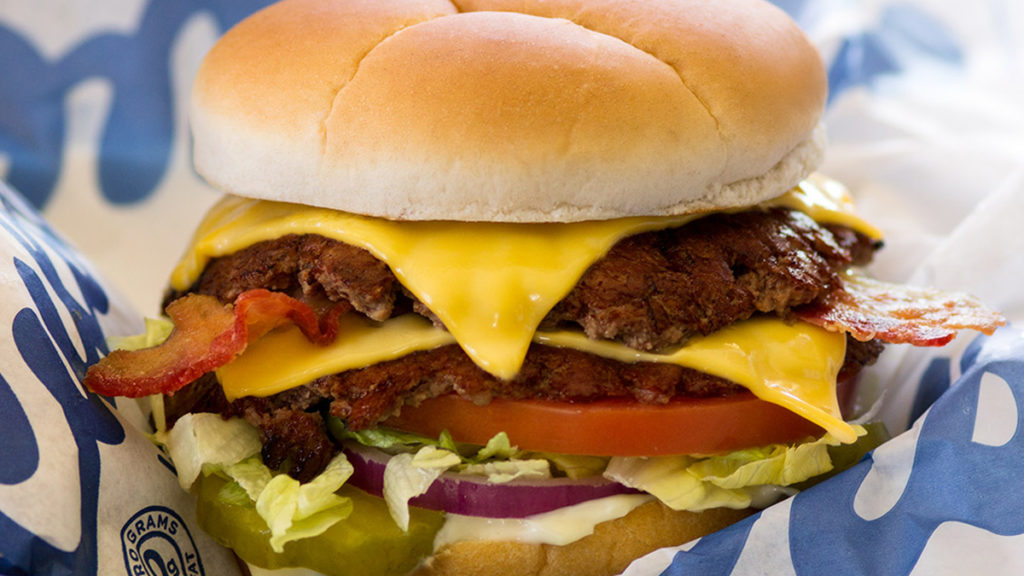 25 Best Fast Food Burgers Top Chains Ranked List Monster
