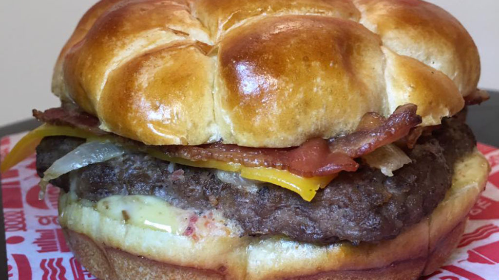 Best Fast Food Burger - Jack in the Box Buttery Jack