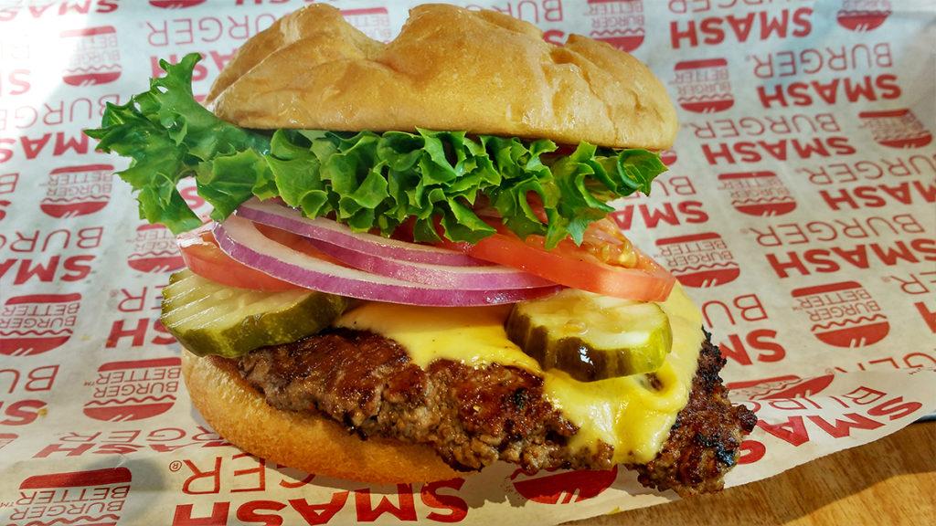 Best Fast Food Burger - Smashburger