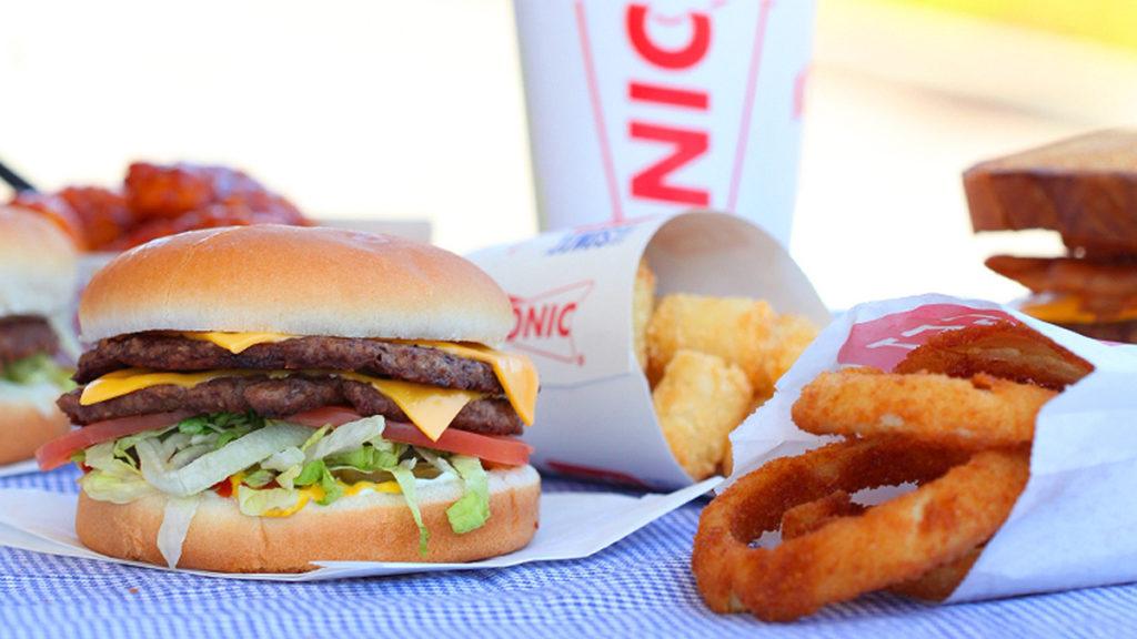 Best Fast Food Burger - Sonic